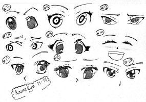 AnimeManga Eyes Refere. 11-19 by InLoveWithYaoi