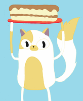 Cake the Cat by sam-speed