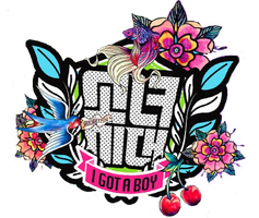 SNSD IGAB Emblem PNG 7 by Rizzie23