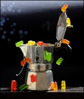 Attack to Coffeepot by Mokarta-Photo