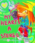 MY HEARTS A STEREO by C2ndy2c1d