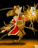 Elizabeth Brisby by MeecesMikMouse