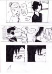 Uchiha Sasuke Chapter 1 Page 4 by Hagouy