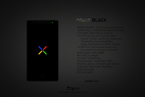 Nexus Black Specifications by bharathp666