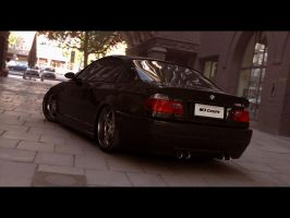 BMW M3 Coupe by solanki47