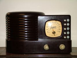 radio museum - radio 2 by JensStockCollection
