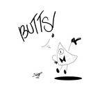 Bill Is A Butt by Stepany1234