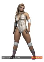 Angelica - lightweight female wrestler - 01 by theamazonclub