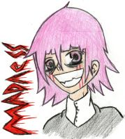 Crona - Madness by TheUnknownlover