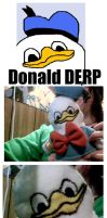 DONALD DERP by distasty