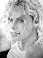 Charlize Theron by LunaPlina