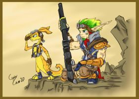 .My Jak Version. by CopyCat87