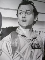 Peter Venkman Finished by corysmithart