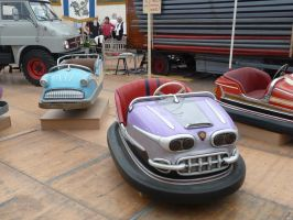 old bumper car III by two-ladies-stocks