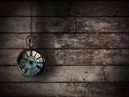Clock by iraqifreak