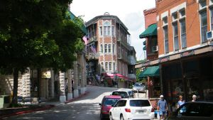 Eureka Springs downtown 2 by wolf74145
