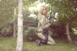 Metal Gear Solid - Eva by LadyDaniela89