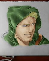 Attack on Titan : Reiner Braun by Captain1Yazeed