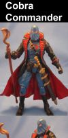 Custom Cobra Commander by HeroesByHand