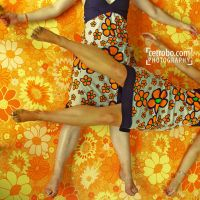 ORANGE GIRLS by cetrobo