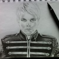 Gerard baby. by LazyKiid