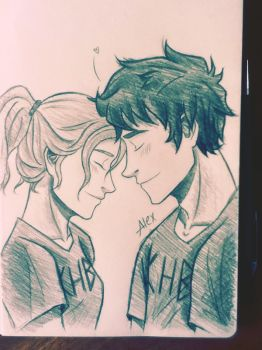 A little of Percabeth by alex-29