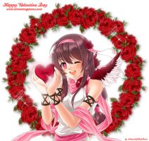 Happy Valentine from Rinmarugames by PrinceOfRedroses