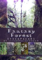 Fantasy Forest Stock Pack by thereexistsonex