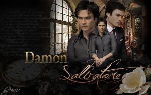Damon Salvatore by Ketrin3