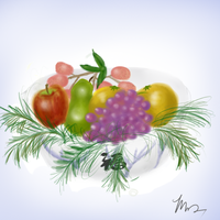 .:Realistic Fruit Practice:. by Aekamii
