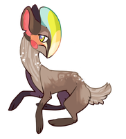 Gifties: Griffsnuff by bananamantis