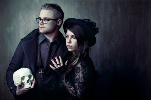 Funeral Party .II by stuckwithpins