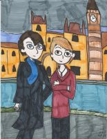 Sherlock and Watson by Millie-the-Cat7