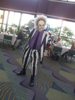 Megacon 2009- Beetlejuice by oujiyuki