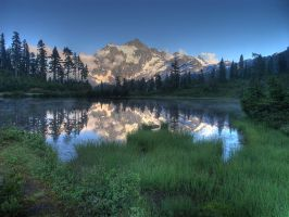 Mt Shuksan 2 by sgwizdak