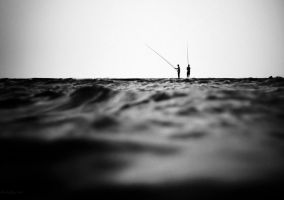 The fishermen by AimishBoy