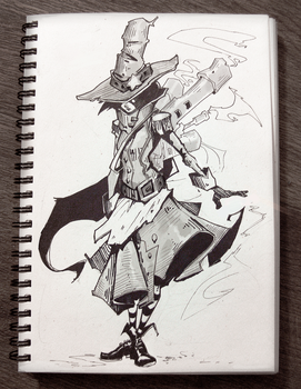 Inktober by Nieris