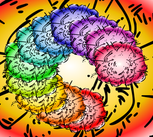 Request - Recolored Explosion (X4) by Rumiflan