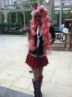 DR Junko Cosplay AB '13 by XPockyDemonX