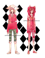 Shounen Adopt Batch#2 {CLOSED} by Momoriin