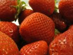 Red Red Strawberries 2 by Windthin