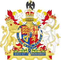 Coat of Arms of the United Kingdom by HouseOfHesse