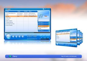 Software interface GUI by GentryMen