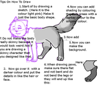 Tips On How To Draw by BeyondTheOcean