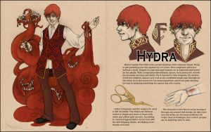 Hydra C. Fairchild by lokelani