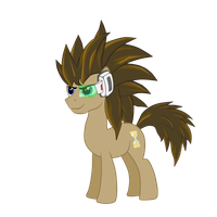 Dr Whooves SSJ by doktorwhooves