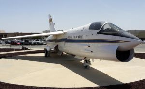 F-8 Crusader Fly By Wire by shelbs2