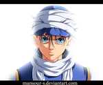 gin hunter x hunter by Mansour-s