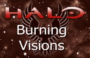 Halo: Burning Visions-Coverish by Luna-237