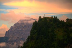 Mountains by friedapi